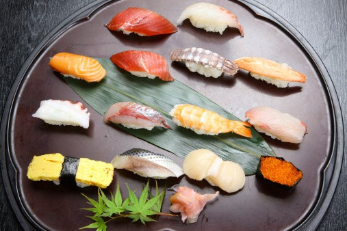 Assorted Nigiri
