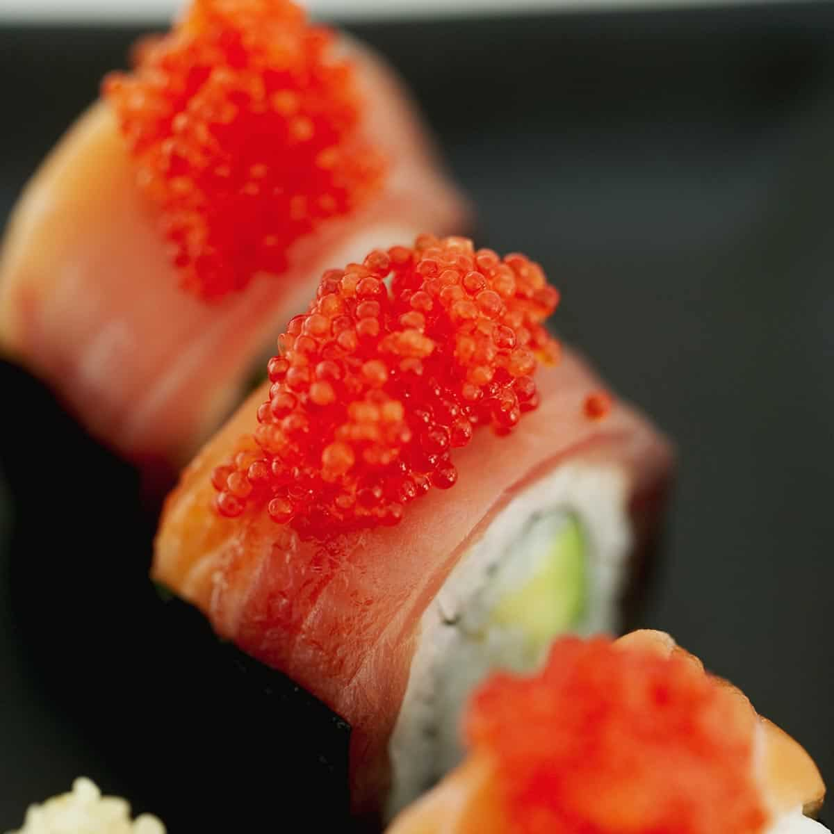 Flying Fish Roe - Secrets of Sushi