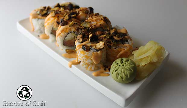 Featured Sushi Roll