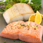 Sustainable Seafood - Pacific King Salmon & Sablefish