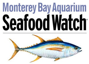 Seafood Watch logo - identify sustainable seafood