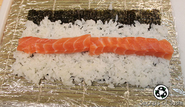 how to make salmon safe for sushi