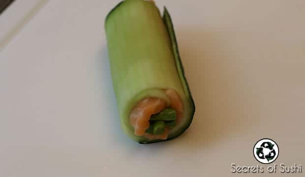 ketogenic sushi