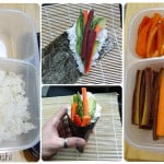 Pack Sushi for Lunch Featured Image