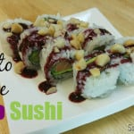 How to Make Paleo Sushi