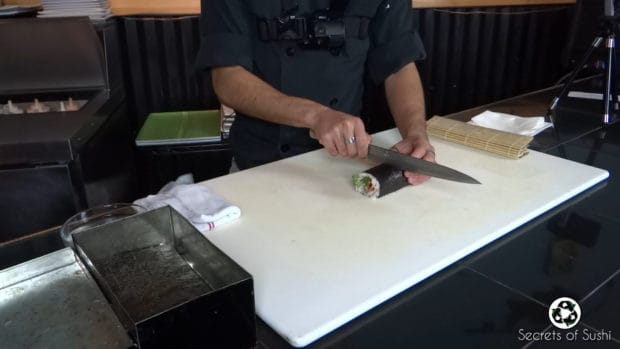 Slicing the Spider Roll 1